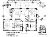 Carolina Home Plans 3d Images for Chp Sg 980 Aa Small Contemporary Cottage