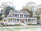 Carolina House Plans southern Living Our town Plans