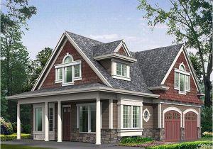 Carriage House Plans with Loft Garage Apartment Plans Craftsman Style 2 Car Garage