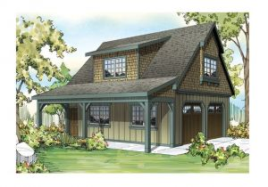 Carriage House Plans with Loft Garage with Loft 0052 Garage Plans and Garage