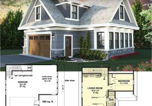 Carriage House Plans with Loft Plan 14653rk Carriage House Plan with Man Cave Potential
