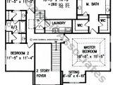 Carrington Homes Floor Plans Carrington House Plan Colonial House Plans