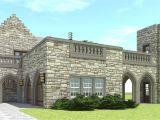 Castle Home Plans Castle House Plans