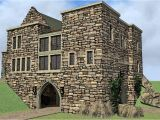 Castle Home Plans Chinook Castle Plan by Tyree House Plans