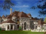 Castle Home Plans French Style Bedroom French Castle Style Home Chateau