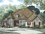Castle Like House Plans Home Plan with Castle Like Turret 60630nd