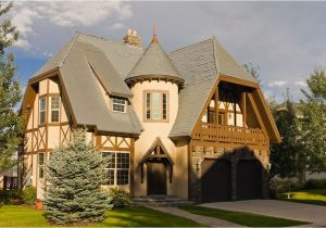 Castle Style Home Plans 20 Tudor Style Homes to Swoon Over