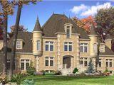 Castle Style Home Plans European Home Plans Home Design 532