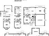 Catonsville Homes Floor Plans 4 Bedroom 2 5 Bathroom 2 Car Garage Floor Plans In