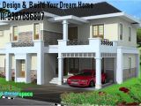 Cbs Construction Home Plans Low Cost House Construction with Dreamspace Designers