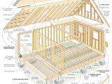 Cbs Construction Home Plans World 39 S Most Complete Cabin Plans Video Construction Course