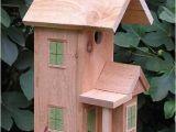 Cedar Bird House Plans Plans for Small Garden Bridge Storage Shed Home Office