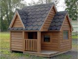 Cedar Dog House Plans 30 Awesome Dog House Diy Ideas Indoor Outdoor Design Photos