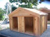 Cedar Dog House Plans Diy Dog House for Beginner Ideas