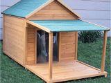 Cedar Dog House Plans Simply Cedar Dog House with Optional Porch and Deck at