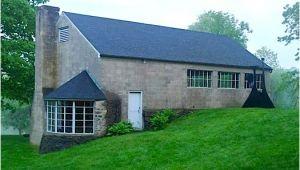 Cement Block House Plans Cinder Block Houses Studios Via Alexander Calder
