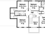 Center Hall Colonial House Plans Center Hall Colonial 14473rk 2nd Floor Master Suite