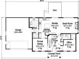 Center Hall Colonial House Plans Center Hall Colonial 14473rk Architectural Designs
