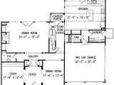 Center Hall Colonial House Plans Classic Center Hall Home Plan 15718ge Architectural