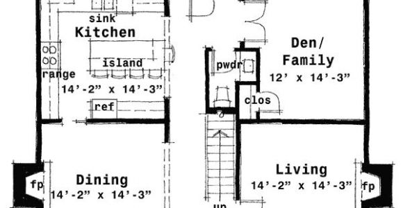 Center Hall Colonial House Plans Plan 44045td Center Hall Colonial House Plan Colonial