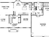 Center Hall Colonial House Plans Traditional Center Hall Colonial 19580jf 2nd Floor
