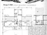 Century Homes Floor Plans Mid Century Modern Houseplans