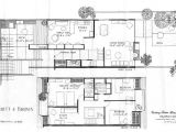 Century Homes Floor Plans Modern House Plans for Sale Awesome Mid Century Modern