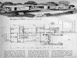 Century Homes Floor Plans Prairie Modern Homes Mid Century Modern House Floor Plan
