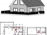 Chalet Home Floor Plan Chalet Plans