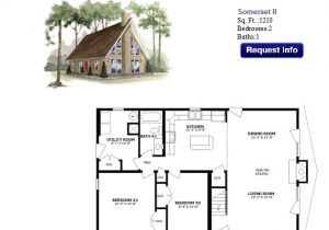 Chalet Home Floor Plan Floor Plan 5 Chalet Showcase Homes Of Maine Bangor Me