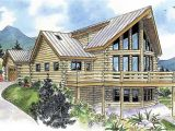 Chalet House Plans with attached Garage Cabin House Plans with attached Garage Home Deco Plans