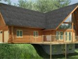 Chalet House Plans with Loft and Garage Kenogami Avec Garage Patriote Maisons Et