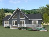 Chalet Modular Home Plans Ranch Chalet Modular Home Plans Home Design and Style