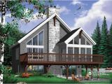 Chalet Style House Plans with Loft A Very Popular Rustic Chalet House Plan with Mezzanine