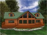 Chalet Style House Plans with Loft Chalet