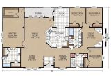 Champion Homes Floor Plans Champion Mobile Home Floor Plans Luxury 4 Bedroom Double