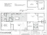 Champion Mobile Homes Floor Plans Champion Homes Double Wides