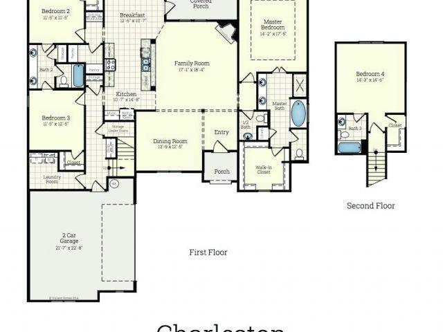 Ryland Homes Charleston Floor Plan Flisol Home
