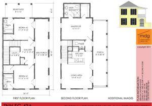 Charleston Single House Plans Charleston Single House Eye On Design by Dan Gregory