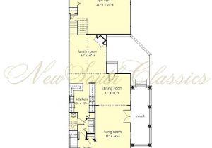 Charleston Single House Plans New south Classics the East Bay Street
