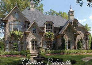 Chateau Homes Floor Plans Country Interiors French Chateau French Country Chateau