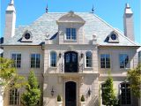 Chateau Style Home Plans Classic French Chateau Style Exterior House Designs Exterior