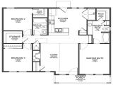 Cheap Home Designs Floor Plans Small 3 Bedroom House Floor Plans Cheap 4 Bedroom House