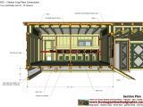 Chicken House Plans for 1000 Chickens Home Garden Plans M201 Chicken Coop Plans Construction