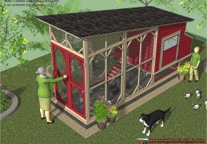 Chicken House Plans for 50 Chickens Chicken House Plans for 50 Chickens with Inside the