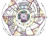 Circular Home Plans Circular Plans Of Different Types Of Buildings In the Word