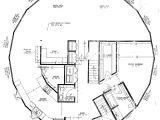 Circular Homes Floor Plans Round Home Plans Smalltowndjs Com