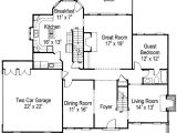 Classic American Homes Floor Plans Classic American Country Home 56117ad 2nd Floor Master