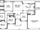 Classic American Homes Floor Plans Traditional American Design 89091ah 1st Floor Master