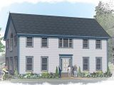 Classic Colonial Home Plans Barn House Plans Classic Colonial Layout 1b Davis Frame